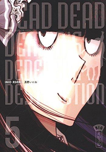 Dead Dead Demon's Dededededestruction, tome 5