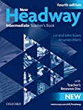 New Headway: Intermediate B1: Teacher's Book + Teacher's Resource Disc (New Headway Fourth Edition)