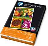 HP A4 Plain Paper, 210 x 297 mm - Bright White, 500 Sheets