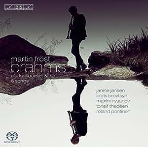 Brahms: Clarinet Quintet & Trio