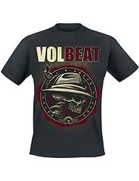 Volbeat Beyond Hell & Above Heaven T-Shirt Schwarz