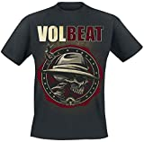 Volbeat Beyond Hell & Above Heaven T-Shirt Schwarz