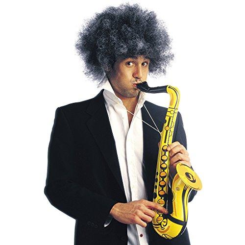 hinchable Saxofón Deko Saxofón Jazz blasinstrument hinchable Blues Instrumento Musical Aire Instrumento Musical Carnaval para Fiesta temática para fiestas Disfraces Accesorio