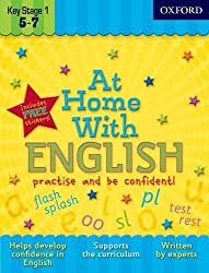 At Home With English by John Jackman (2012-07-12)