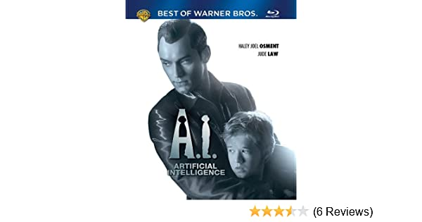 Amazonin Buy Artificial Intelligence Dvd Blu Ray Online At Best