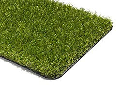 Quickgrass Harvington Luxury Artificial Grass, Green, 4 M X 15.5 M