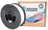 Goedis 3D Drucker Filament PETG 1,75 mm 1kg Rolle für 3D Drucker/Stifte vakuumverpackt (Weiß)