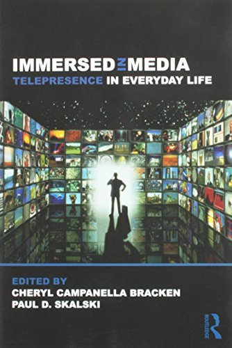 Immersed in Media: Telepresence in Everyday Life (Routledge Communication Series) (2009-12-23) par unknown