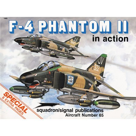 F-4 Phantom II in Action