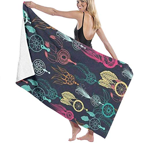 Best Quick Dry Towels For Swimming Sports Or Travel Lightweight Super Absorbent Pack For Gym Or Camping Outdoor Travel Kit Pleasant To The Palate Office & School Supplies