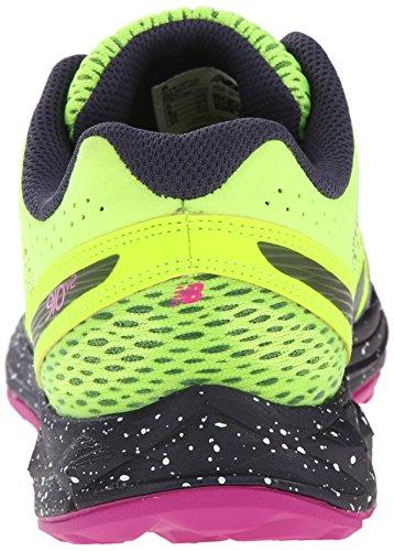 New Balance Women's WT910V2 Trail Shoe, Green/Pink, 11 B US Green/Pink
