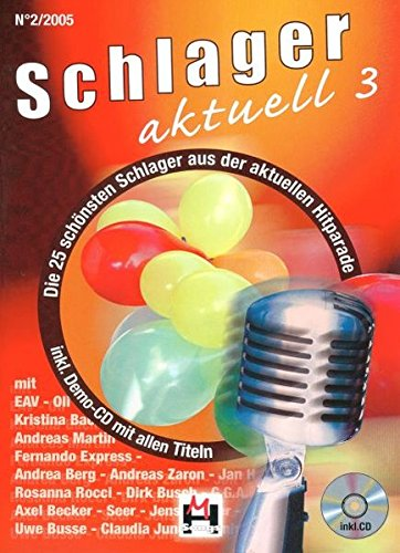 Schlager aktuell Band 3 (Inkl. Kennenlern-CD)
