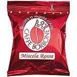 100Capsules Borbone mélange rouge compatibles Espresso Point