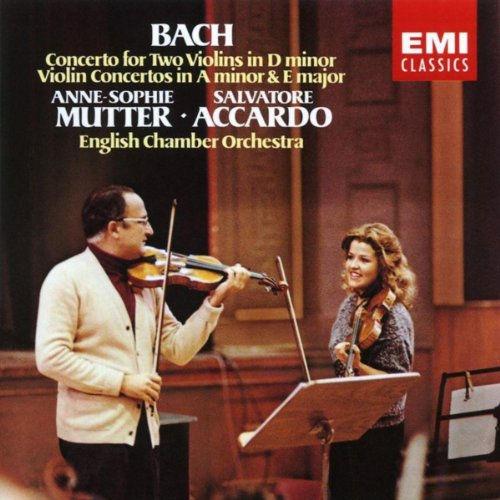 Double Violin Concerto In D Minor BWV1043: I. Vivace