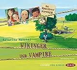 Die Karlsson-Kinder – Teil 3: Wikinger und Vampire: Lesung mit Melanie Pukaß (2 CDs)