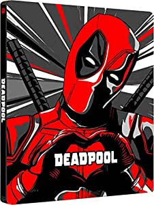 Deadpool - Steelbook (Blu-Ray)