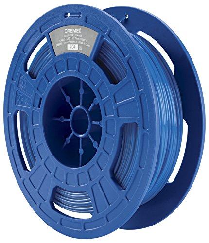 Dremel 26153D06JB Filament pour Imprimante 3D en PLA, Diamètre 1,75 mm, Bleu