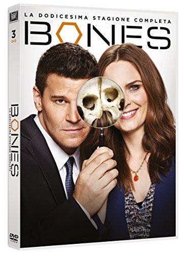 Dvd Tv-serie Fame (Bones - Stagione 12 (3 Dvd) (1 DVD))