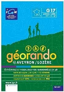 Georando : Aveyron, Lozere