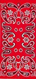 Buff Foulard multifonction Rouge