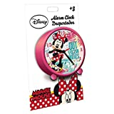 Disney Minnie Mouse Wecker Out Of The Ocean Waves twin bell alarm clock Uhr Kinderwecker