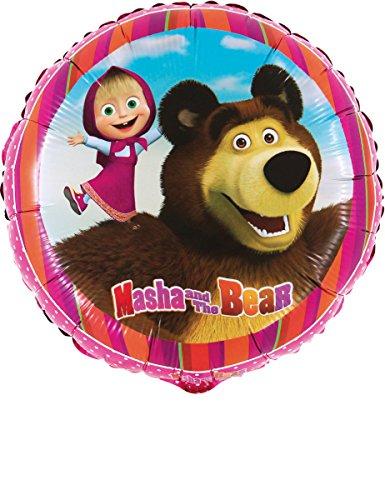 anagram balón de papel de aluminio 18''-45cm goldorak orso-non empaquetados, Multicolor, 7al18023