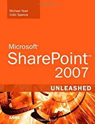 Microsoft SharePoint 2007 Unleashed by Michael Noel (2007-04-22)