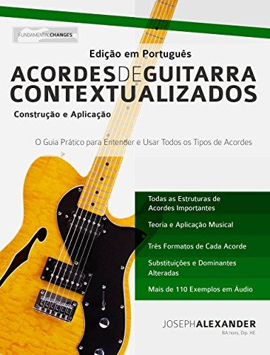 Acordes de Guitarra Contextualizados: Edição em Português ...