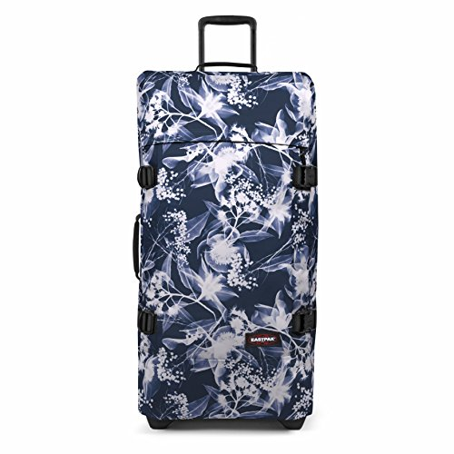 Eastpak TRANVERZ L Bagage cabine, 79 cm, 121 liters, Multicolore (Navy Ray)