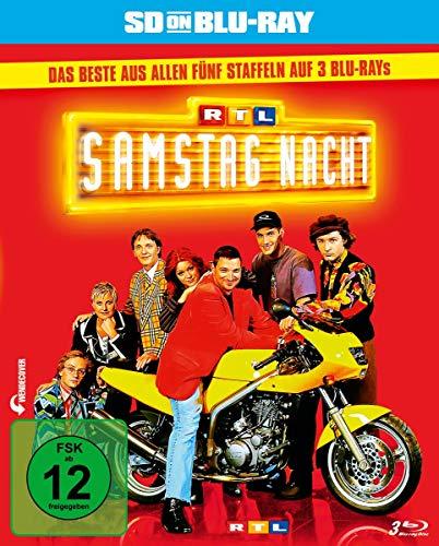 RTL Samstag Nacht - Das Beste aus allen fünf Staffeln (SD on Blu-ray)