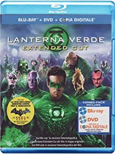 Lanterna verde (extended cut) (+ DVD + copia digitale)
