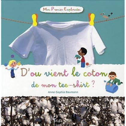 D'où vient le coton de mon tee-shirt ?