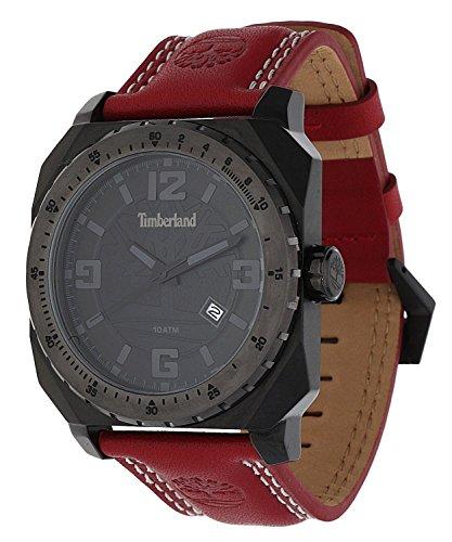 Timberland Caballeros Reloj PINARDVILLE Rojo TBL14321JSBU-02