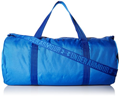 Under Armour Damen UA Favorite Barrel Duffel Tasche, Mediterranean, 56 x 26 x 26 cm (Kleine Armour Sporttasche Under)