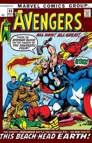 The Avengers Omnibus Vol. 4 por Roy Thomas