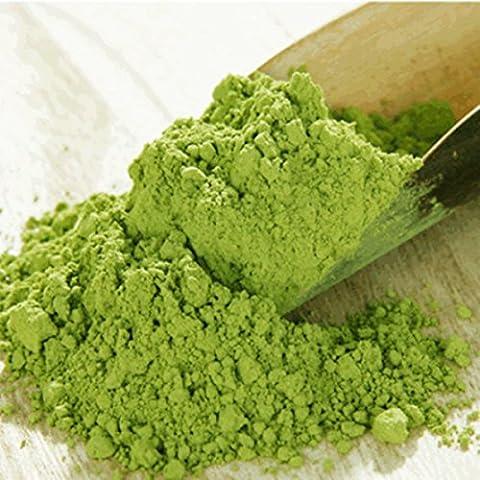 C&C Products 100g matcha naturelle poudre de thé vert certifié organique pure