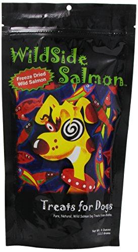 Artikelbild: WILDSIDE LACHS (Wilder Alaska Lachs)Jumbo Hundekuchen 113,2g