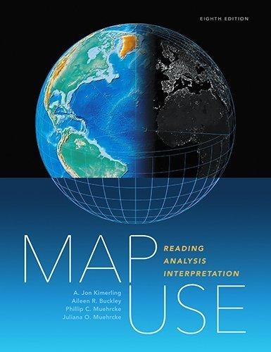 Map Use: Reading Analysis Interpretation by A. Jon Kimerling (2016-11-07)