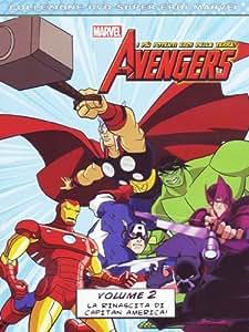The Avengers - I più potenti eroi della Terra! - La rinascita di Capitan AmericaVolume02