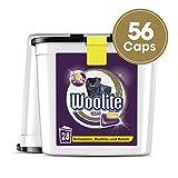 Woolite Caps Black - Pflegende Feinwaschmittel Caps für schwarzes, Dunkles und...