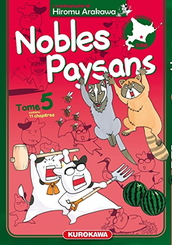 Nobles Paysans Edition simple Tome 5
