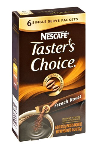 nescafe-tasters-choice-french-roast-instant-coffee-042-oz-pack-of-12-by-nescafac