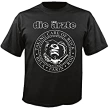 DIE ÄRZTE - Taking Care of Rock - Fairwear - T-Shirt