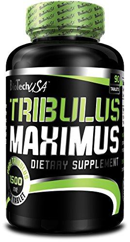 Biotech USA Tribulus Maximus Estimulante de Testosterona - 1000 gr
