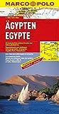 MARCO POLO Kontinentalkarte Ägypten 1:1 Mio - (MARCO POLO Kontinental /Länderkarten) - Polo Marco