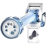 Shivaay Trading 8 In 1 Turbo Water Spray Gun Ultra High Pressure Washer For Car Washing And Gardening Purpose