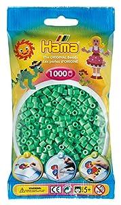 HAMA 207-11  - Brillante perla verde, 1000