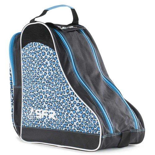 sfr-designer-ice-roller-skate-carry-bag-blue-leopard