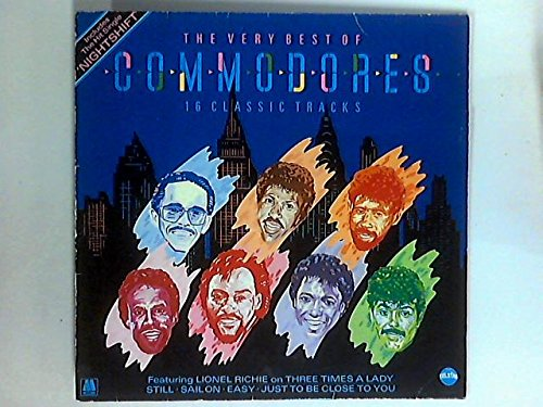 Very Best Of (Commodores Vinyl)