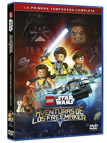 Lego Star Wars: Las Aventuras De Los Freemakers [DVD]